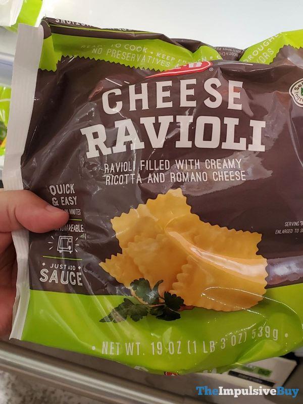 H E B Cheese Ravioli