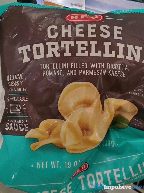 H E B Cheese Tortellini