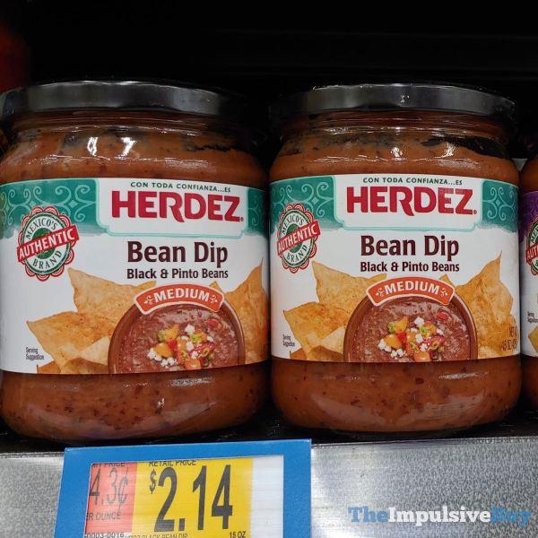 Herdez Black  Pinto Bean Dip