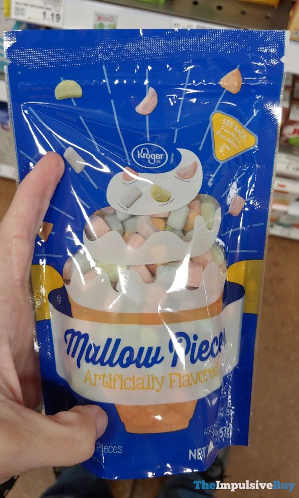 Kroger Mallow Pieces