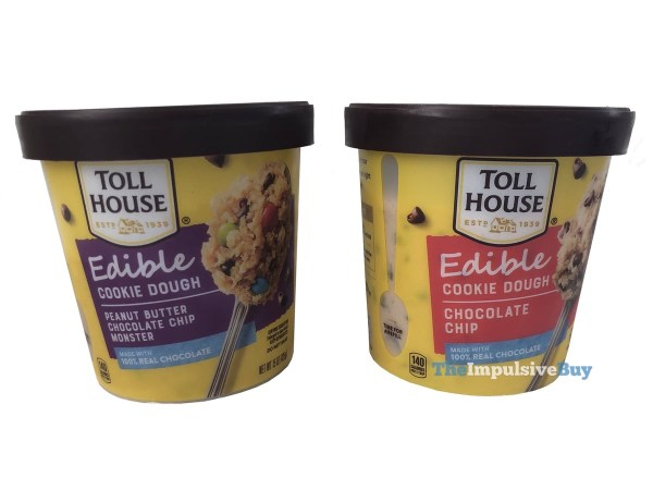 Nestle Toll House Edible Cookie Dough