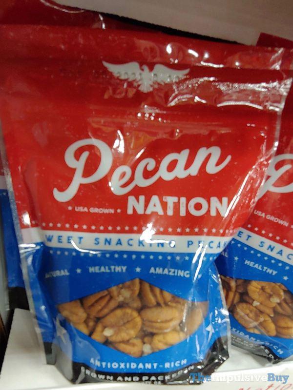 Pecan Nation Sweet Snacking Pecans
