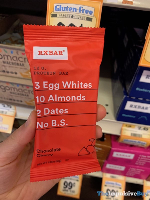 RXBar Chocolate Cherry