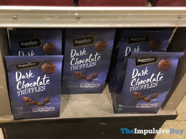 Signature Select Dark Chocolate Truffles
