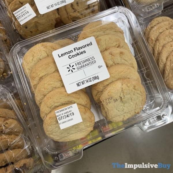 Walmart Lemon Flavored Cookies