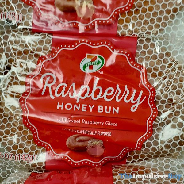 7 Select Raspberry Honey Bun