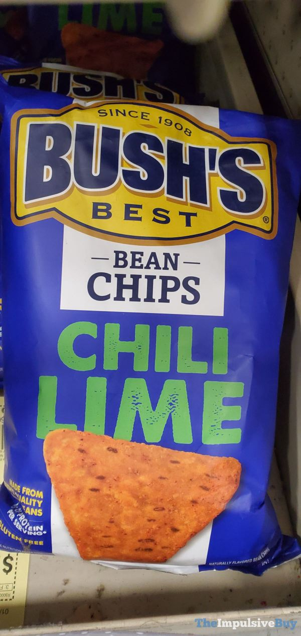Bush s Best Chili Lime Bean Chips