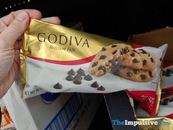 Godiva Bittersweet Chocolate Baking Chips