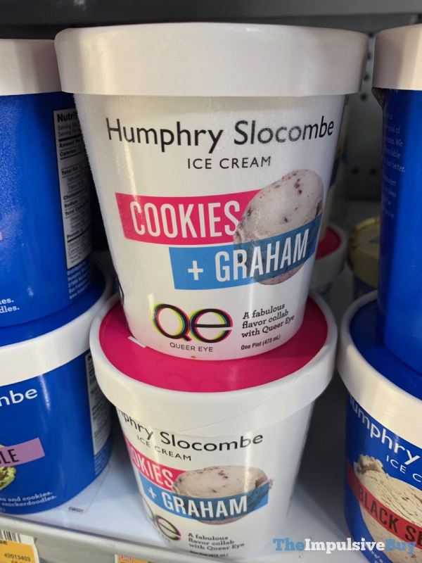 Humphry Slocombe Cookies + Graham Ice Cream