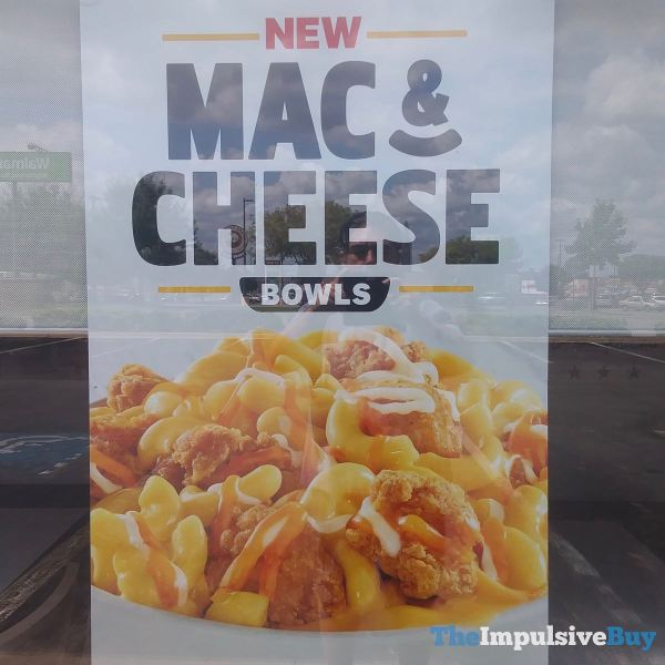 KFC Mac  Cheese Bowl