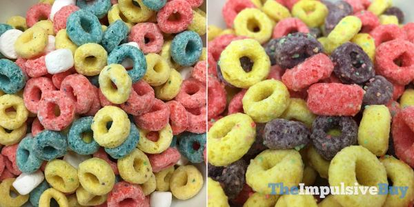 Kellogg s Baby Shark Cereal and Birthday Cake Froot Loops