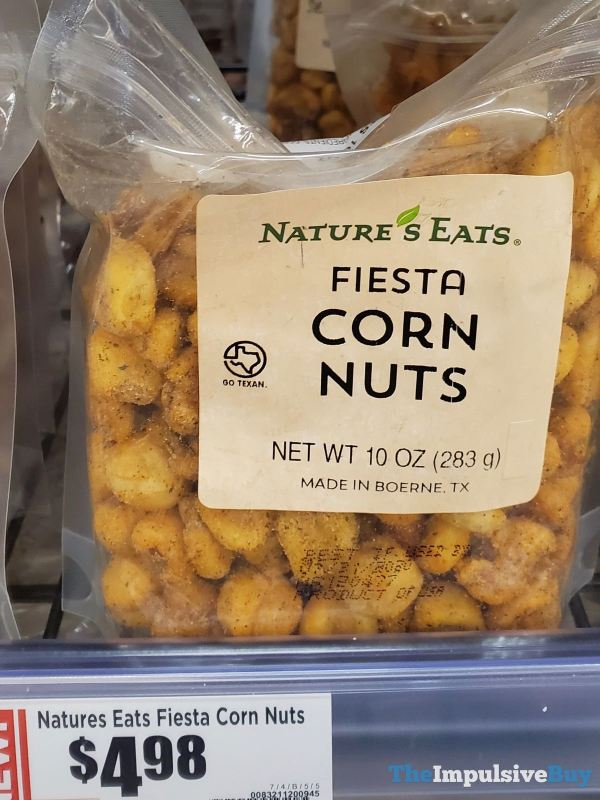 Nature s Eats Fiesta Corn Nut
