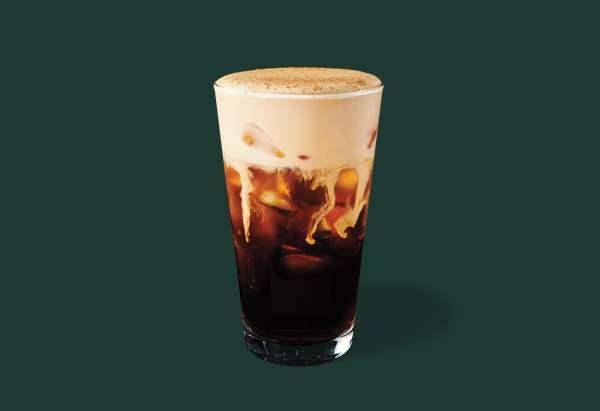 News Starbucks Pumpkin Cream Cold Brew