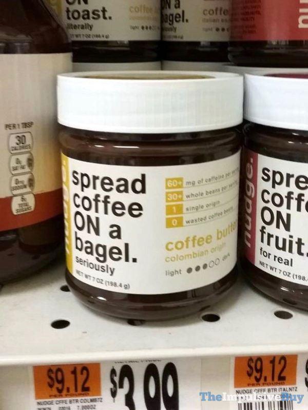 Nudge Coffee Butter Colombian Origin