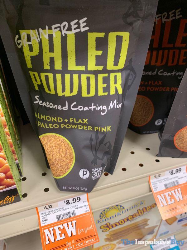 Paleo Powder Almond Flax Paleo Powder Pink