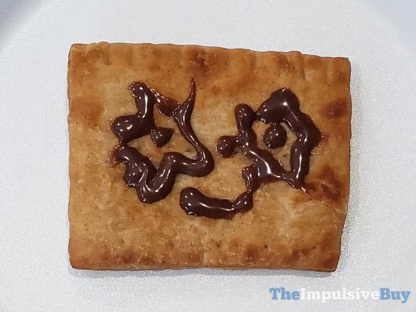 Pillsbury Churro Toaster Strudel Art