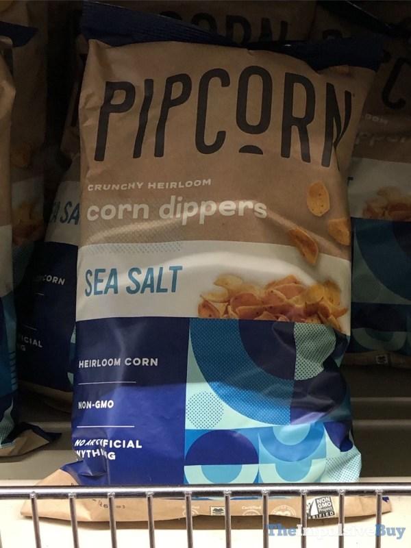 Pipcorn Corn Dippers Sea Salt