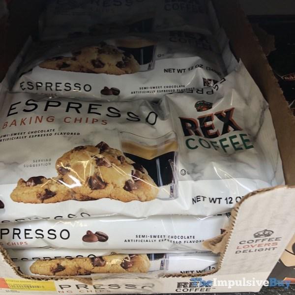 Rex Coffee Espresso Baking Chips