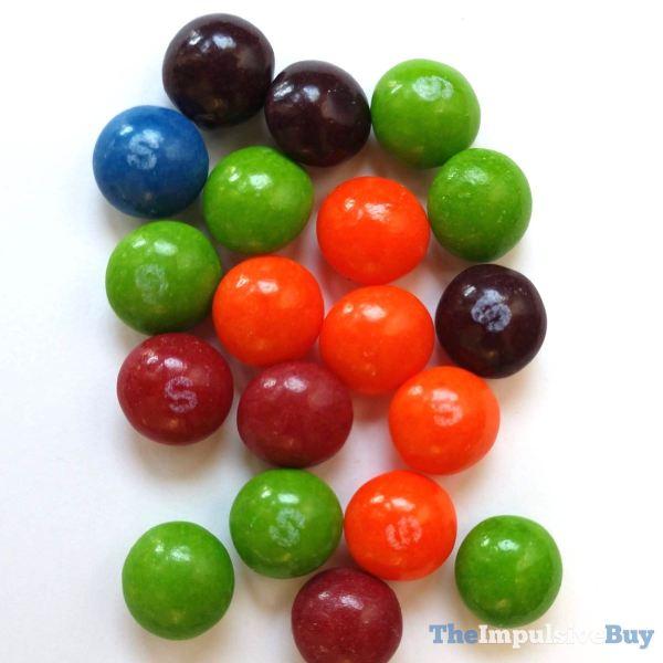 Zombie Skittles Closeup