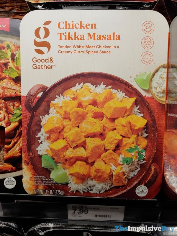 Good  Gather Chicken Tikka Masala