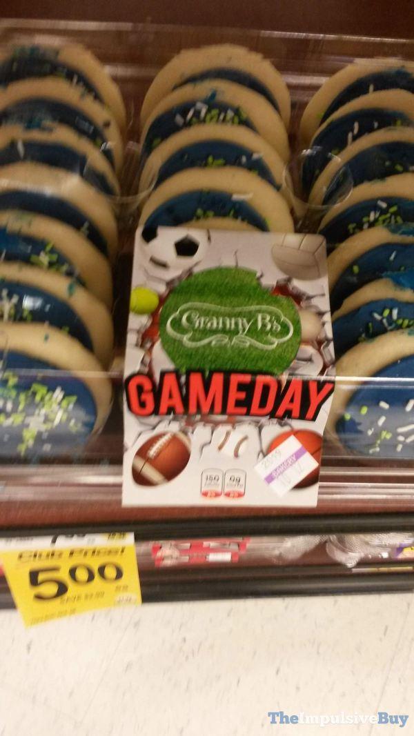 Granny B s Gameday Cookies