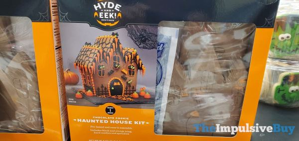 Hyde and Eek Boutique 2019 Chocolate Cookie Haunted House Kit