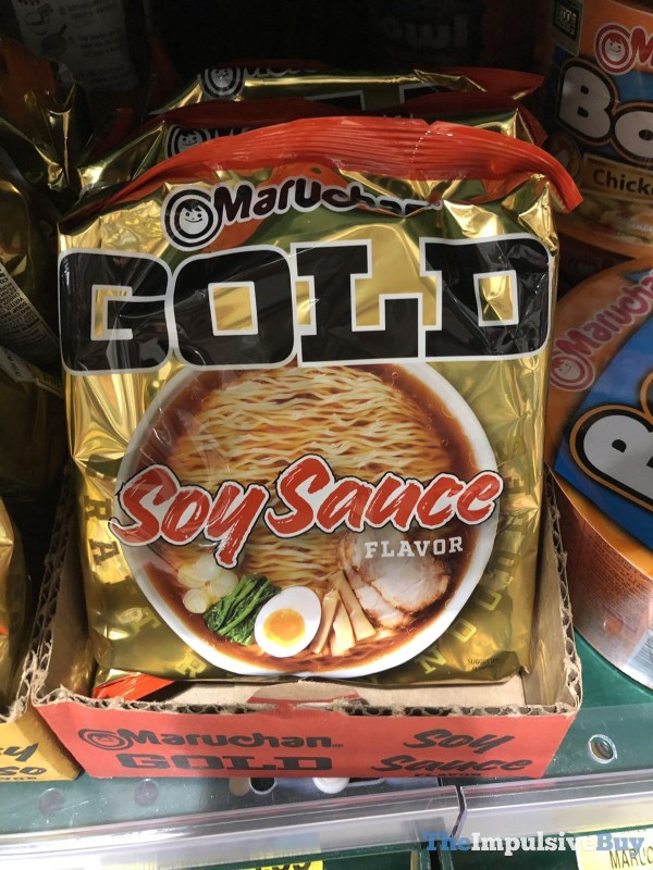 Maruchan Gold Soy Sauce