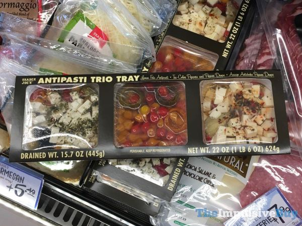 Trader Joe s Antipasti Trio Tray