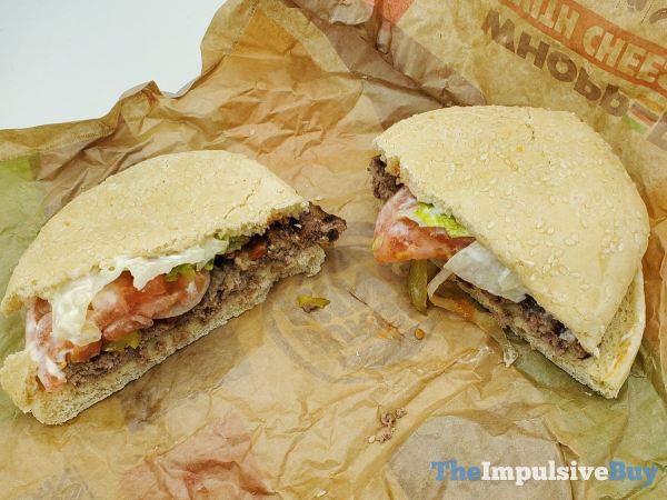 Burger King Ghost Whopper 2