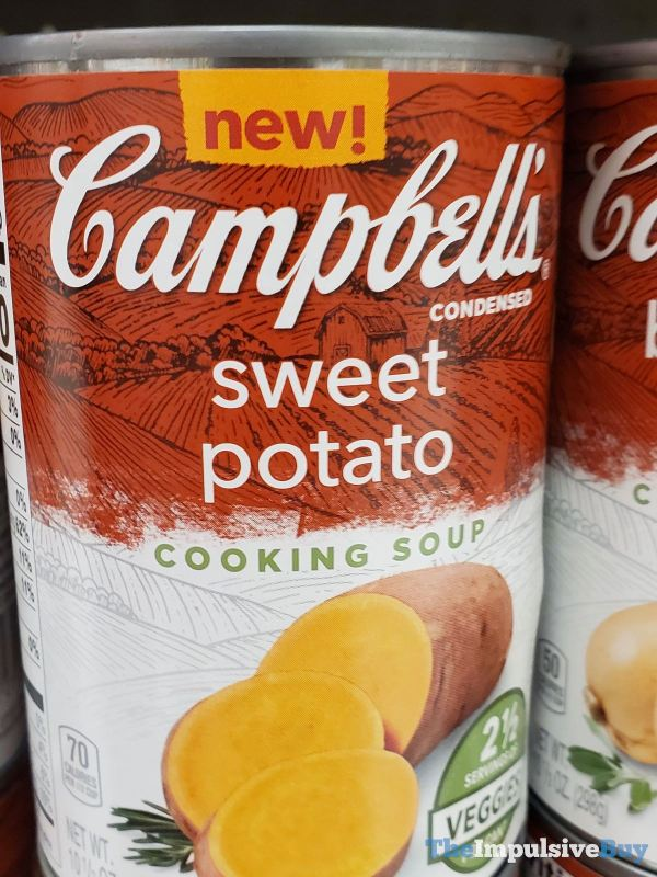 Campbell s Condensed Sweet Potato Cooking Soup