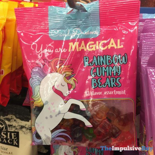 Candy Dreams you are Magical Rainbow Gummy Bears