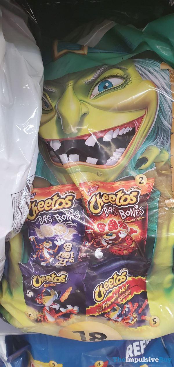 Cheetos Bag of Bones Holiday Packs
