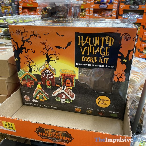 Create A Treat Haunted Village 2019 Cookie Kit