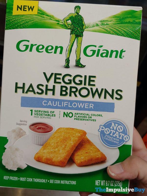 Green Giant Cauliflower Veggie Hash Browns