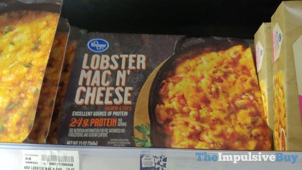 Kroger Lobster Mac N Cheese