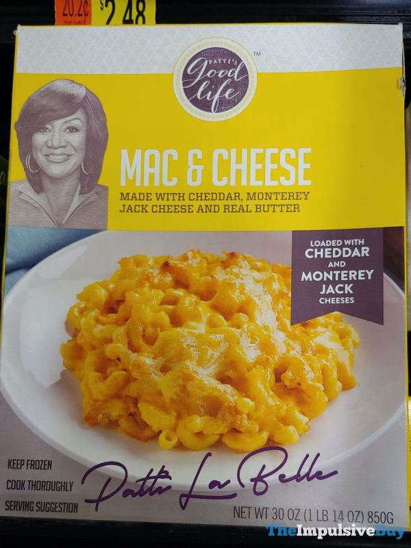 Patti s Good Life Mac  Cheese