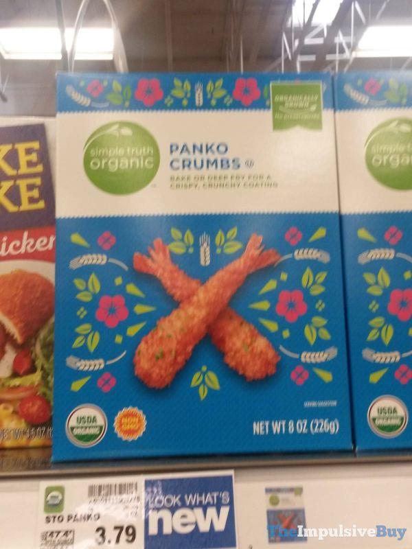 Simple Truth Organic Panko Crumbs