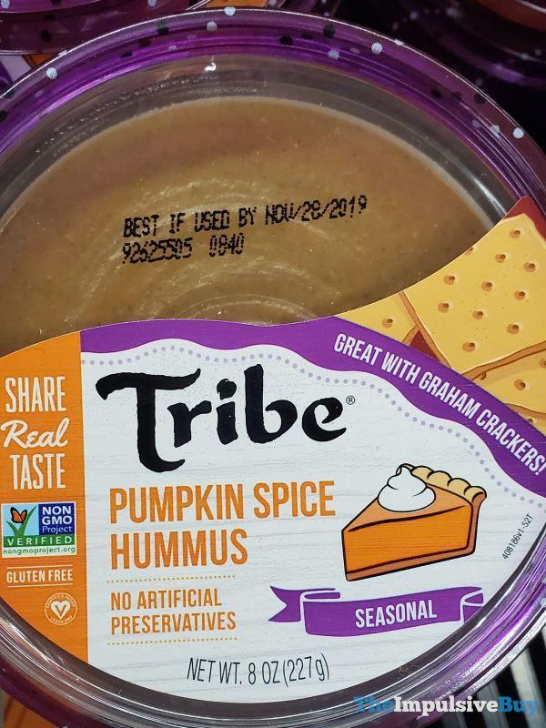 Tribe Pumpkin Spice Hummus