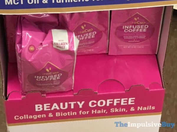 VitaCup Infused Coffee Beauty Blend