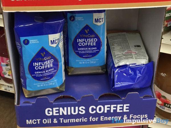 VitaCup Infused Coffee Genius Blend