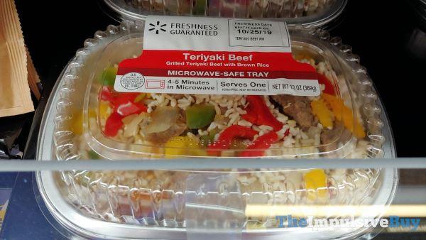 Walmart Teriyaki Beef