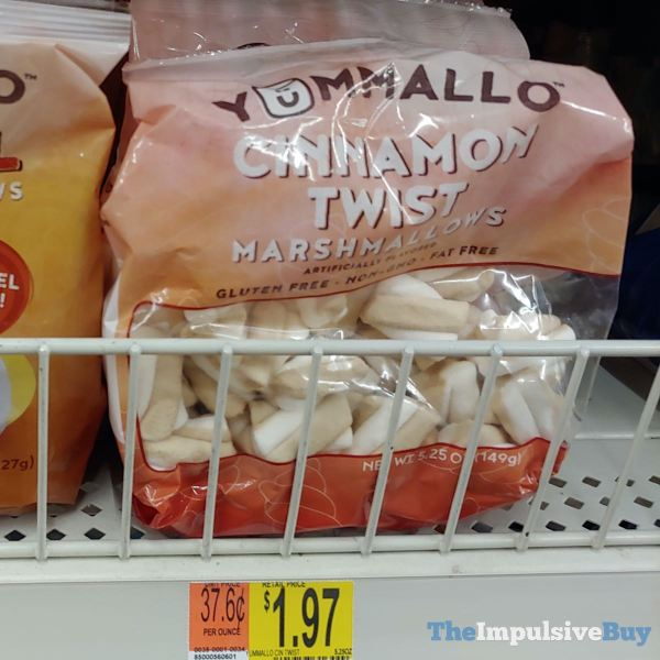 Yummallo Cinnamon Twist Marshmallows