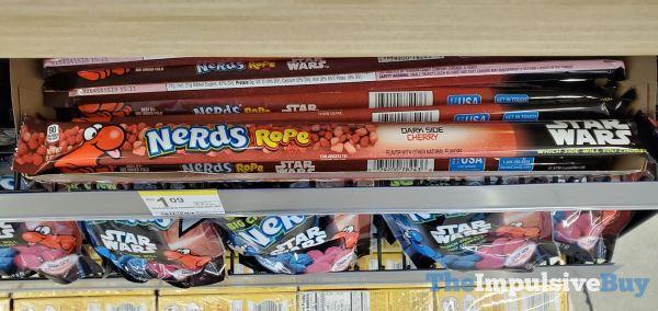 Nerds Rope Star Wars Dark Side Cherry