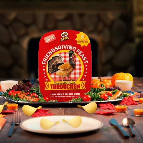 News Pringles Turducken