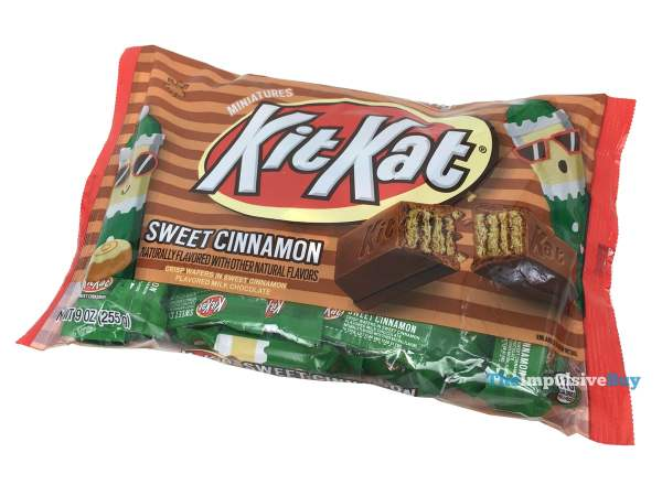 Sweet Cinnamon Kit Kat