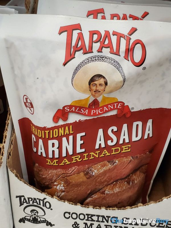 Tapatio Traditional Carne Asada Marinade