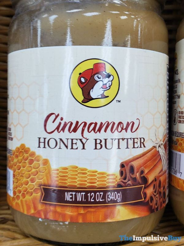 Buc ee s Cinnamon Honey Butter