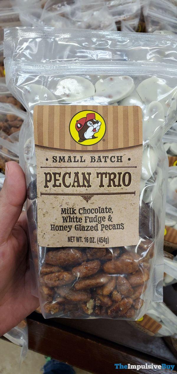 Buc ee s Small Batch Pecan Trio