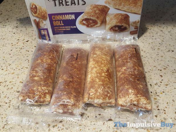 Hot Pockets Sweet Treats Cinnamon Roll 1