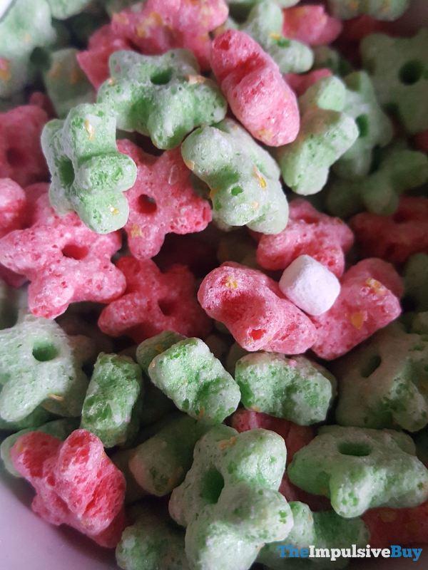 Kellogg s The Elf on the Shelf Sugar Cookie Cereal Closeup